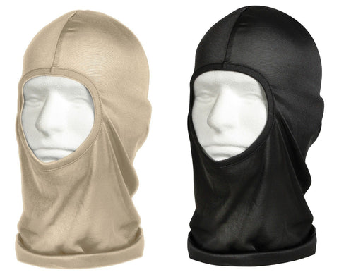 Lightweight Balaclava 100% Polyester Breathable Cold Winter Head & Neck Warmer