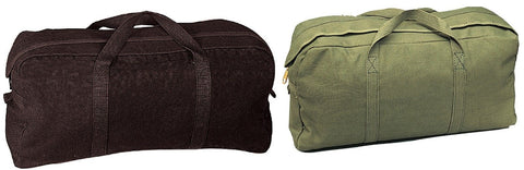 Military Tanker Tool Bags - Canvas Mechanics Painters Contractors Tool Bags