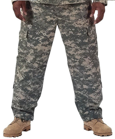ACU Digital Military Uniform Pants - Army Combat - Mil-Spec