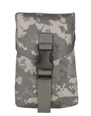 ACU Digital MOLLE Tactical 100 Round Ammo Saw Pouch - General Purpose Pouch