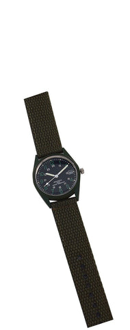G.I. Vietnam Era Type Olive Drab Hand Wind-Up Watch