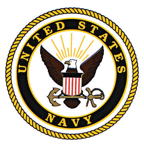 U.S. Navy Seal Window Decal