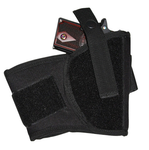 Black Ankle Holster
