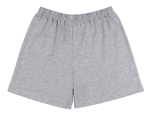 Blank Grey Physical Training Shorts