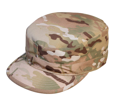 3a5f70bdd50 2 Ply Army Ranger Caps - Gov Spec Military Fatigue Hat w  Map Pocket –  Grunt Force