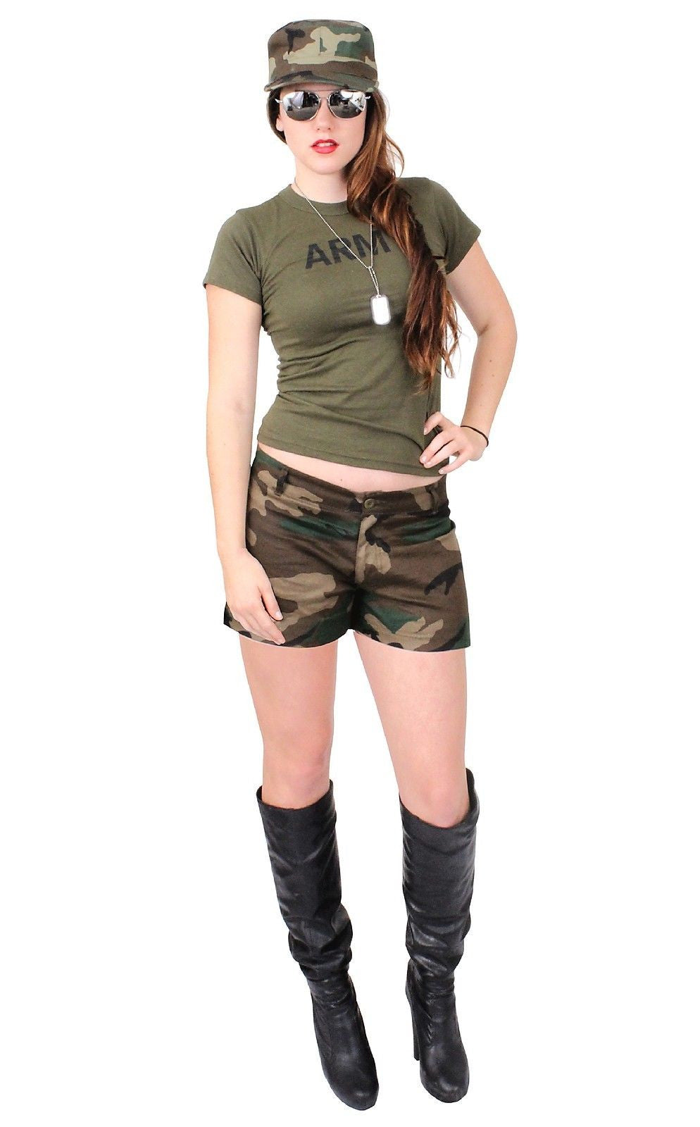 Army sexy costumes