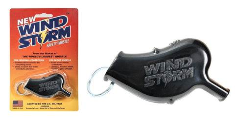 Storm All-Weather Safety Whistle LOUD Camping Survival Rescue Whistles 1/2 Mile