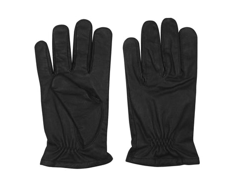 Police Swat Cut Resistant Black Tactical Gloves - Small, Medium, Large, XL, 2XL