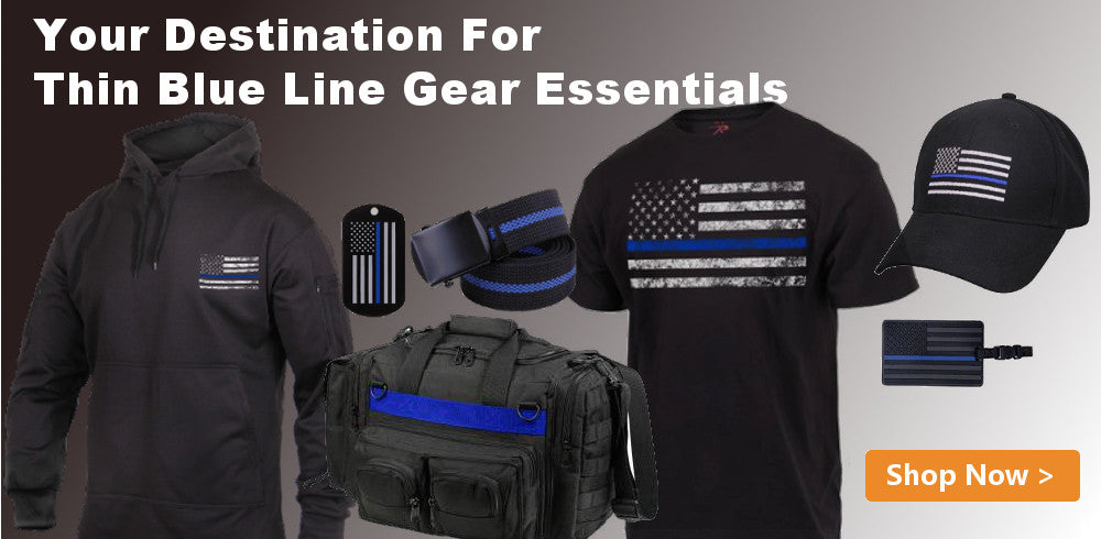 Thin Blue Line Gear