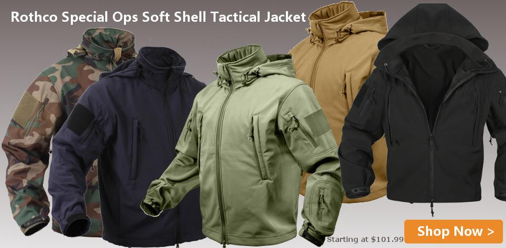 Rothco Special Ops Tactical Jacket