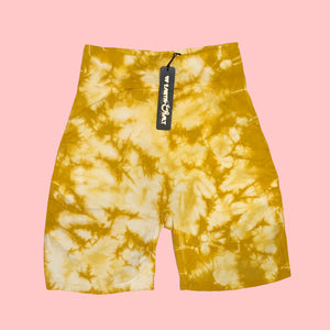 Goldie || Hand-dyed (High Rise) Shorts
