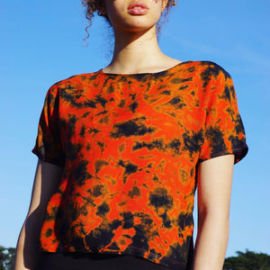 Palermo Top || Hand-Dyed
