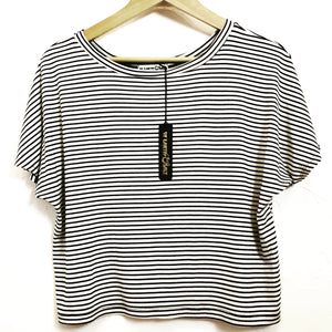 The Naked T || Stripe