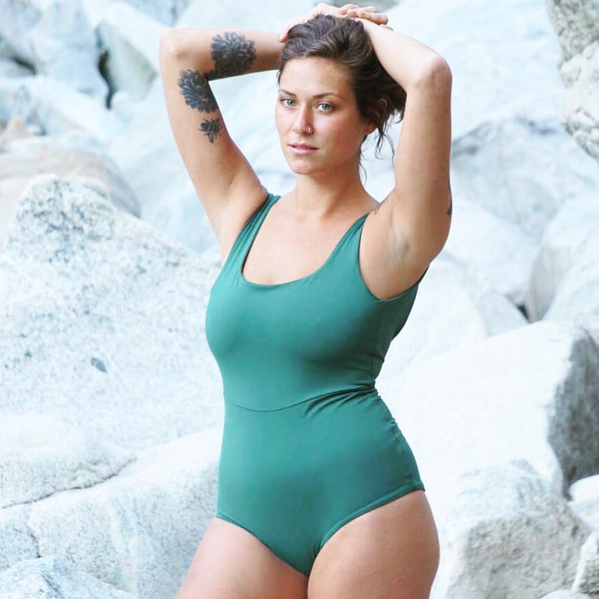 Solstice One Piece || Emerald