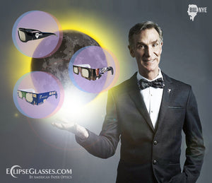 Bill Nye Teams with American Paper Optics