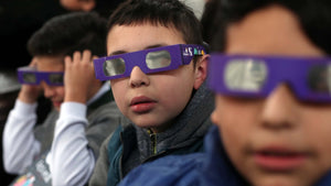 Great Promotions: Glasses for Solar Eclipse Viewing