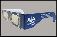 American Astronomical Society Eclipse Glasses