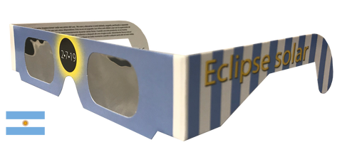 Eclipse Glasses Stock