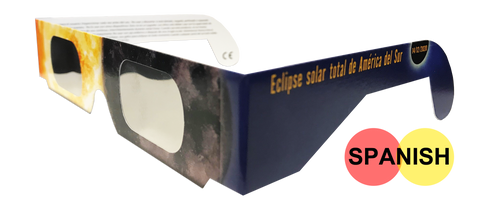 South American Eclipse Glasses