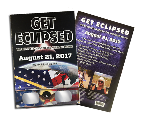 """Get Eclipsed"" Book (with 2 Eclipse Glasses)"