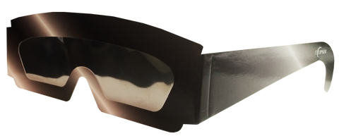Future-Specs Eclipse Glasses (BLACK)