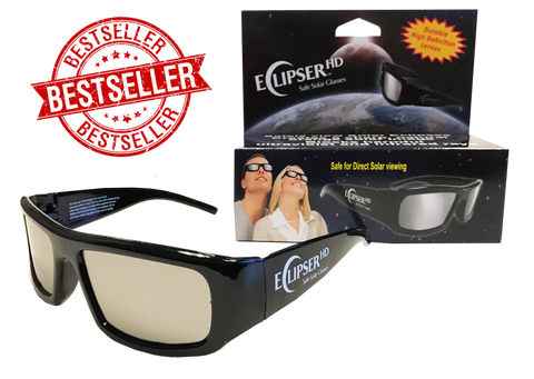 Plastic Eclipse Glasses