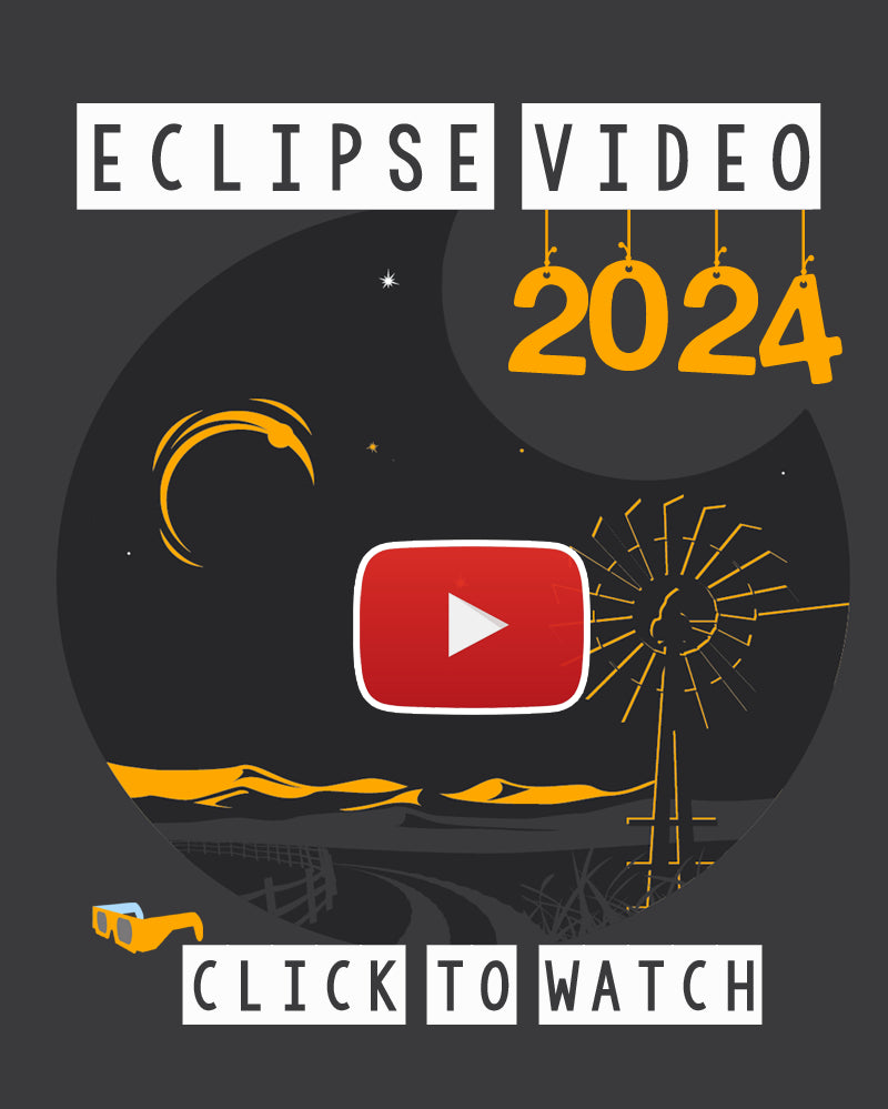2019 South American Eclipse Glasses Video