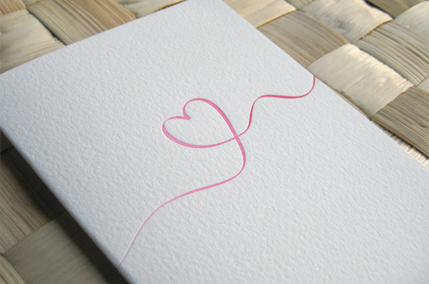 Valentine's Day Card from Cerulean Press