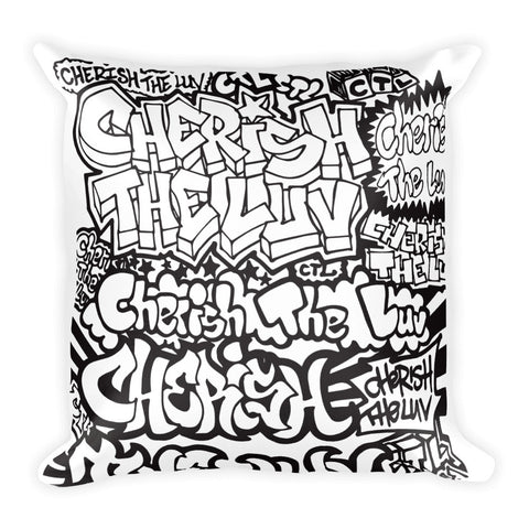 CherishTheLuv DISCONAP Pillow by Aaron Hill