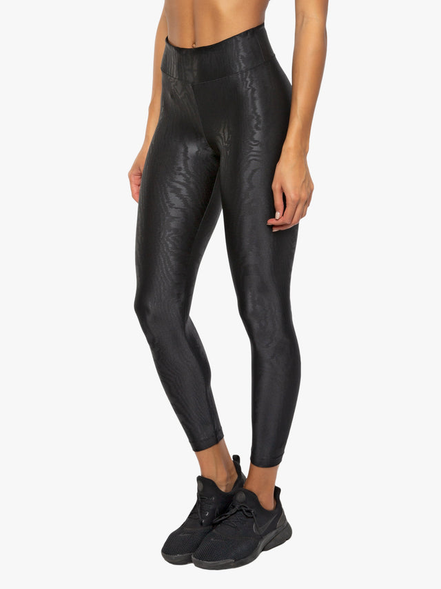 Nighttime High Rise Cropped Legging