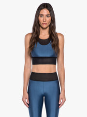 Utopia Sports Bra - Catalina Blue