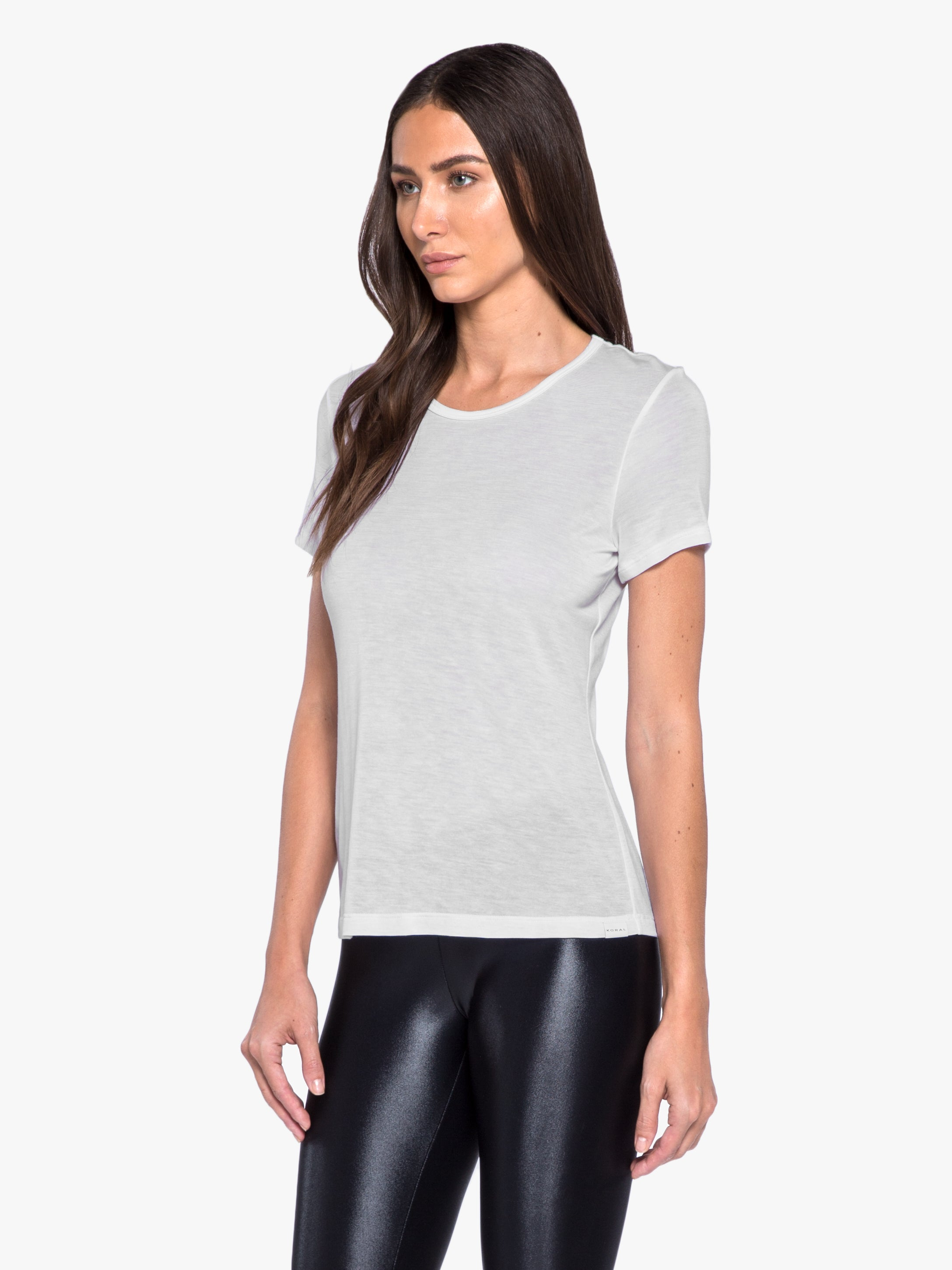 Isla Top - White/Black