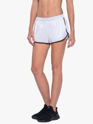 Scout Double Layer Short - White/Black