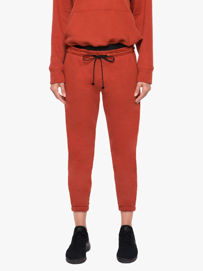 Karma Mantra Sweatpant - Rouge