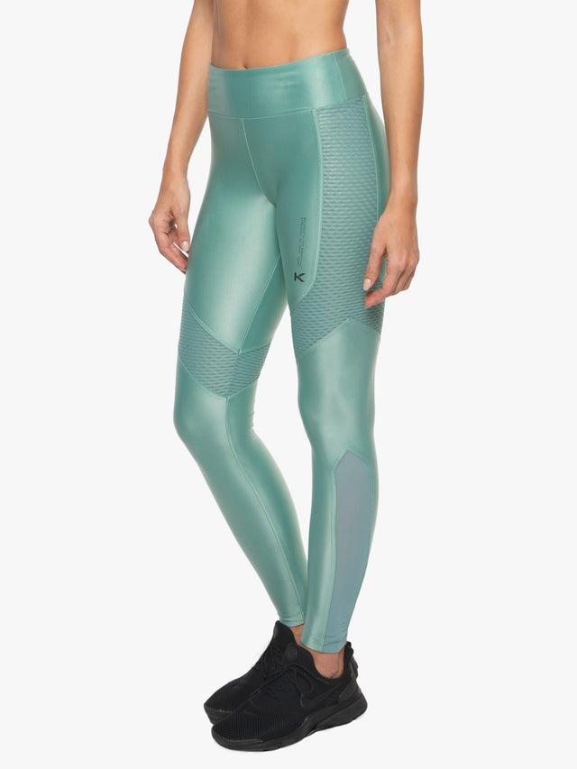 Aqautic High Rise Energy Legging