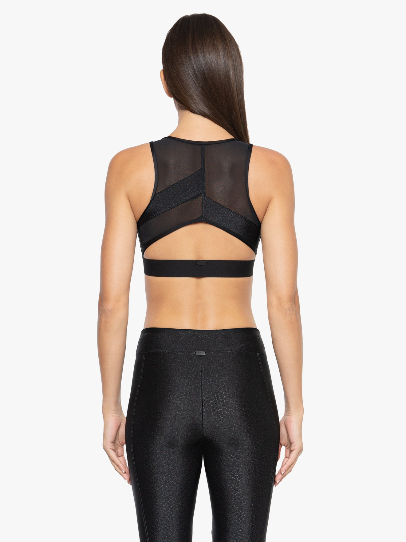 0fffacfc6 Edna Trilobal Sports Bra - Black – KORAL