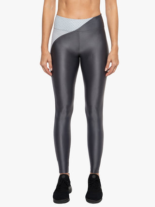 Chase High Rise Energy Legging - Onyx/Agate