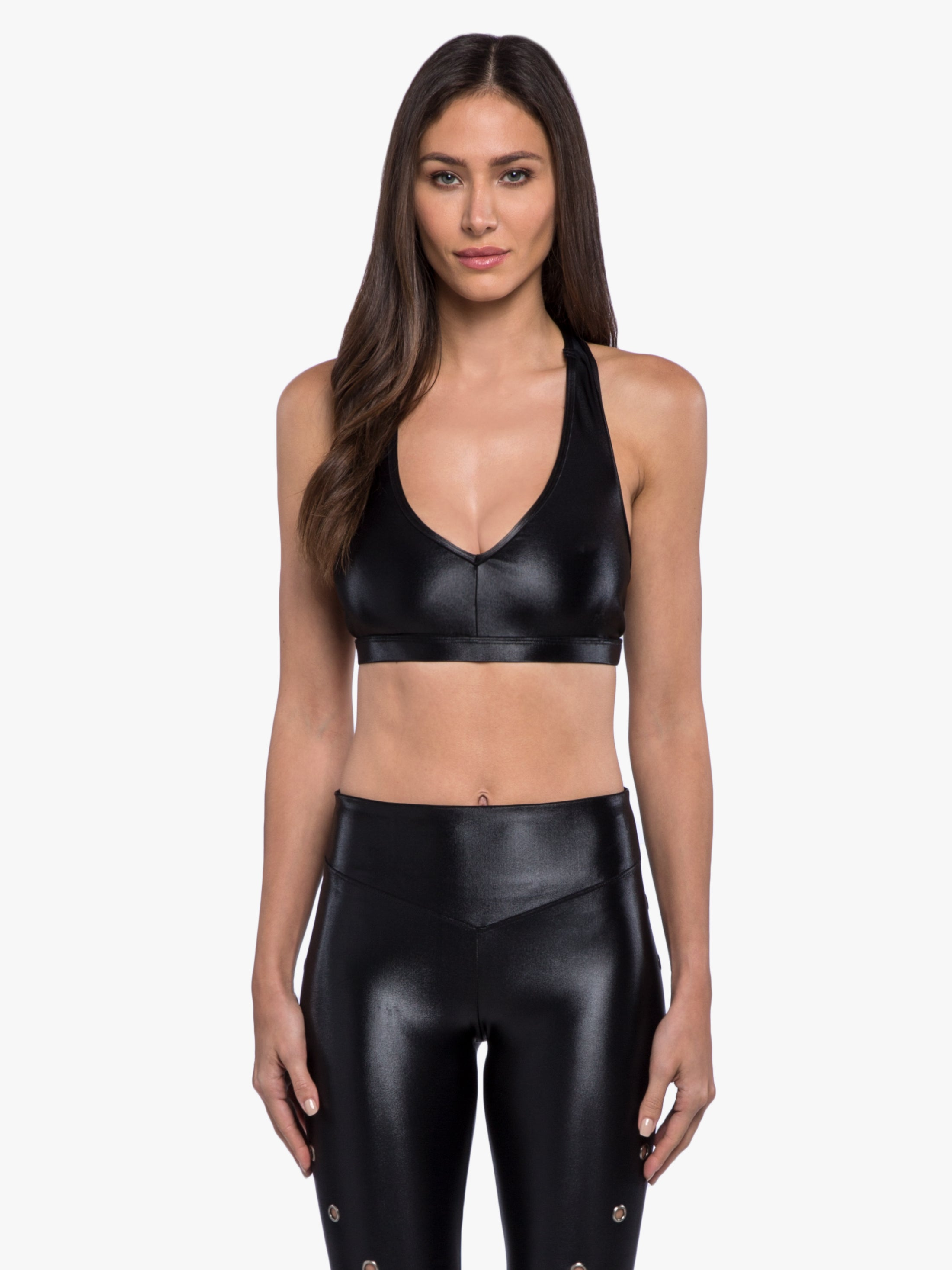 Cover Infinity Sports Bra - Black