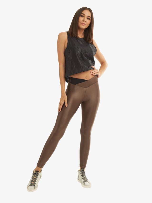 Curva High Rise Infinity Leggings
