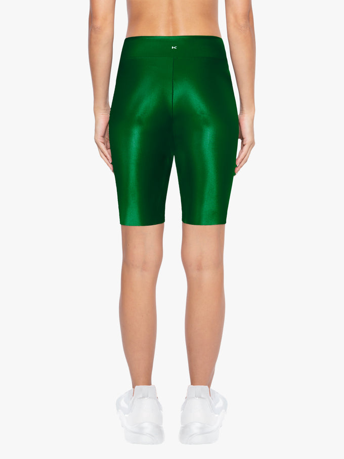 Densonic High Rise Infinity Short - Dark Green