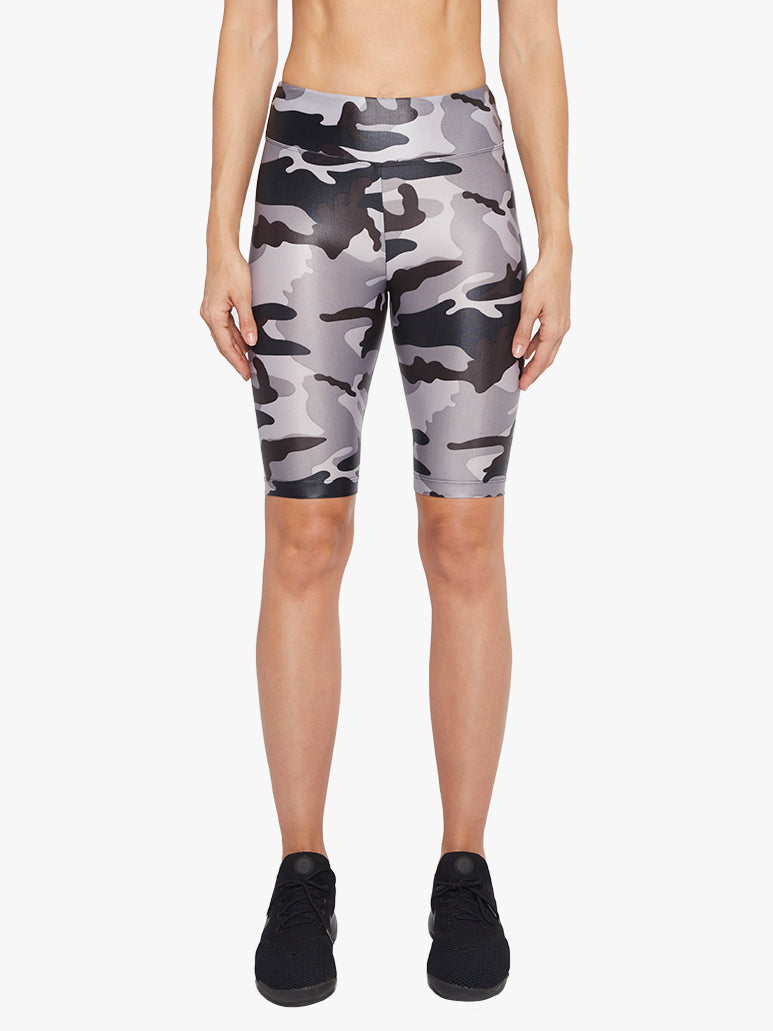 Densonic High Rise Infinity Short - Lead/Camo