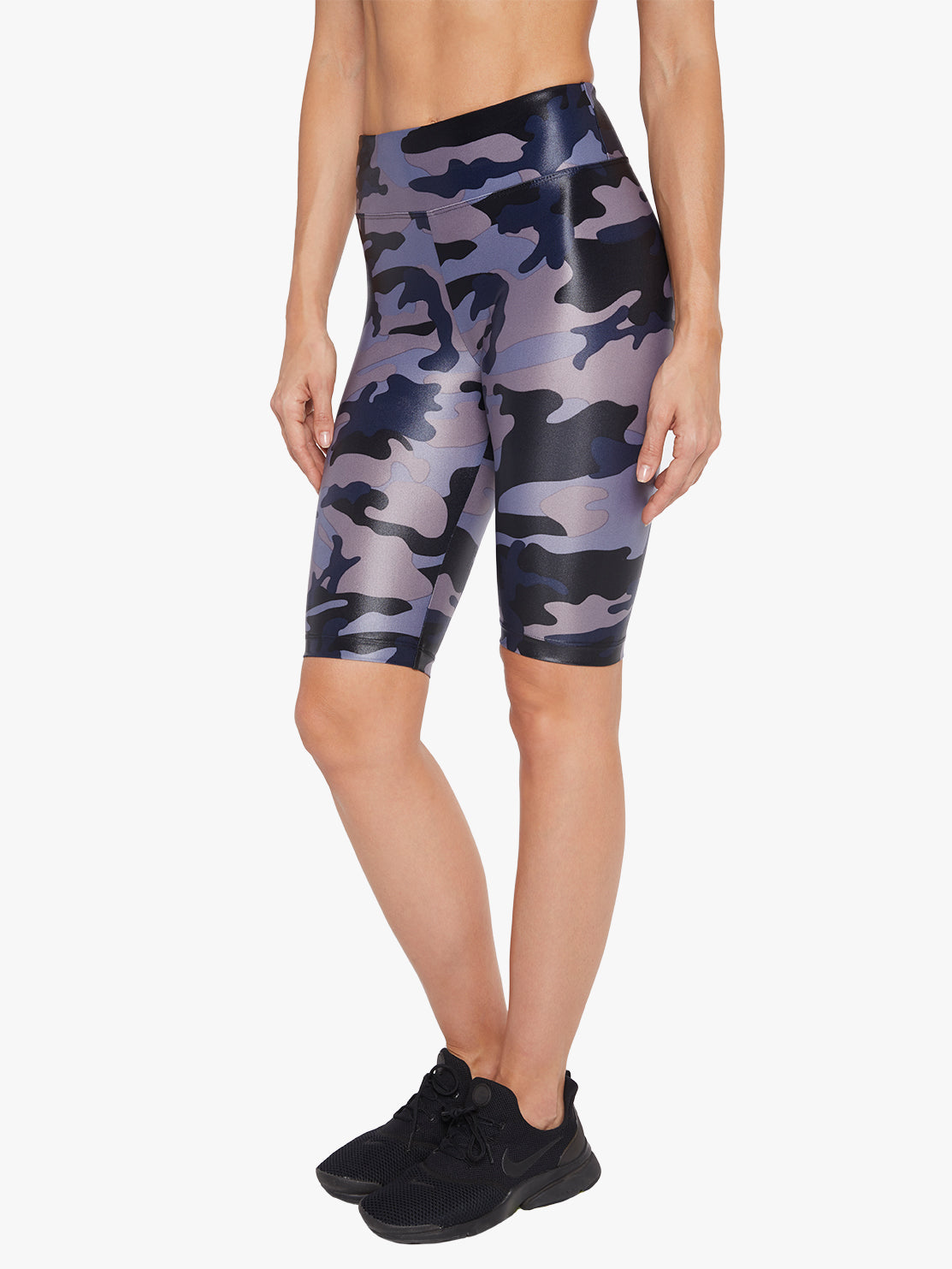 Densonic High Rise Infinity Short - Midnight Blue/Camo