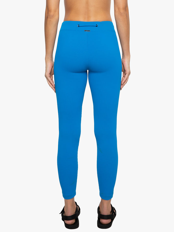 Duke High Rise Groove Legging - Aura