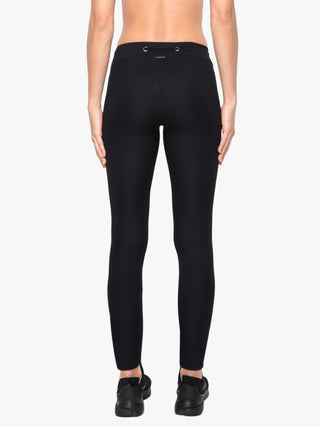 Duke Rib Legging - Black