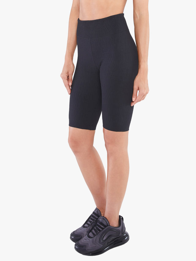 Densonic Flora High Rise Bike Short