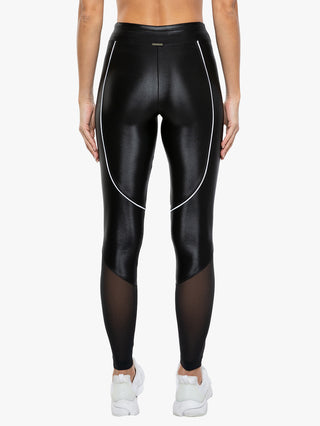 Focus High Rise Infinity Legging - Black