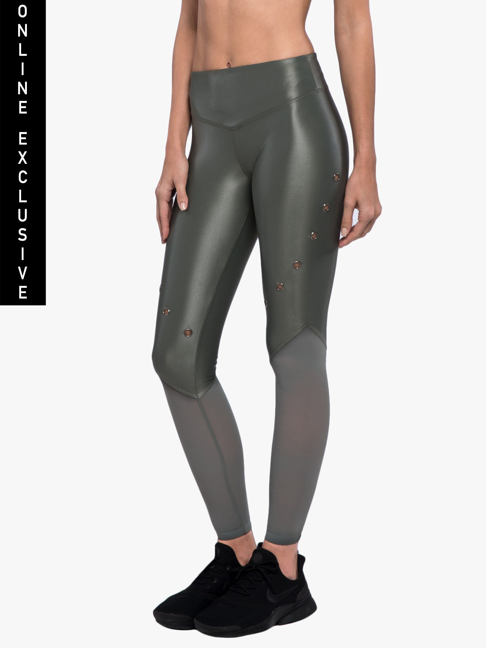Forester Infinity Legging - Agave