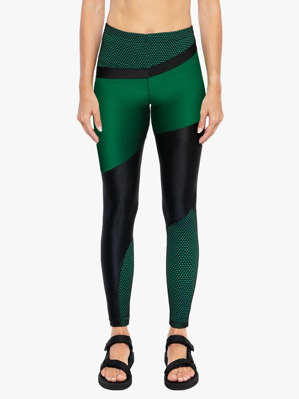 Deuces Shantung High Rise Legging