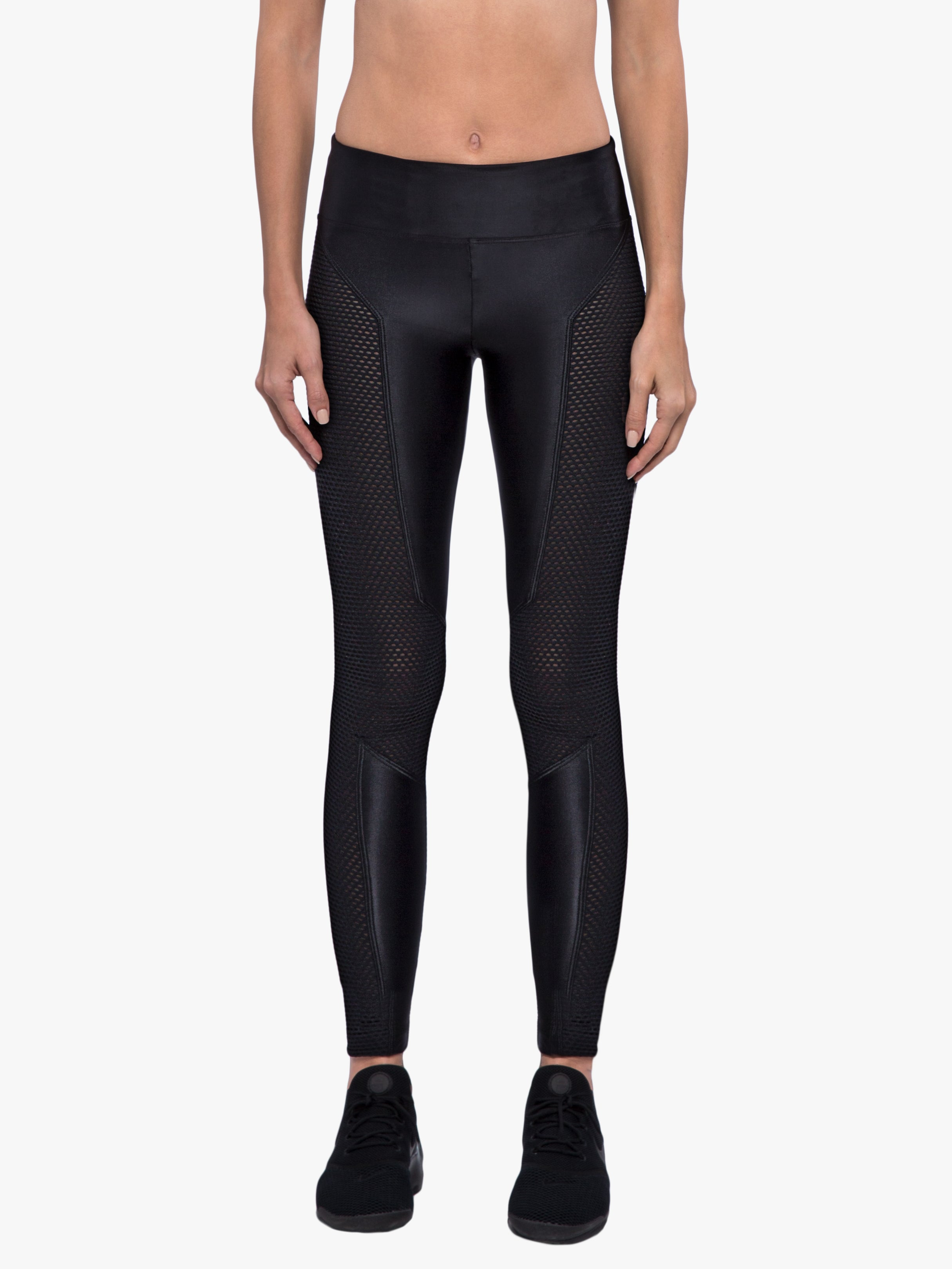 Harlow High Rise Energy Legging - Black
