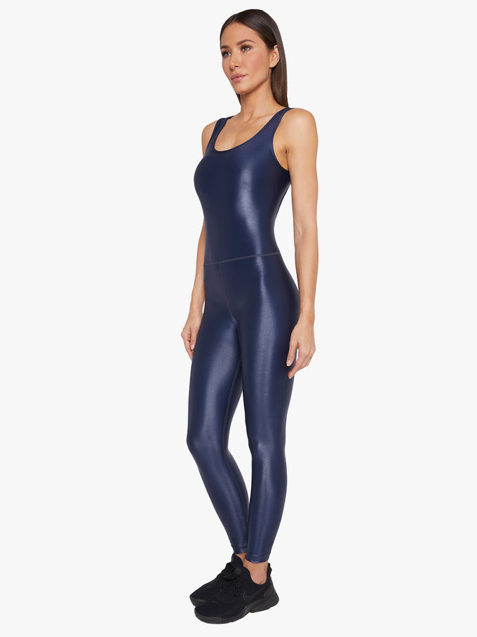 Jet Infinity Jumpsuit - Midnight Blue